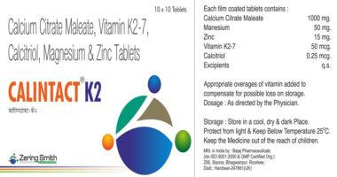 Calintact K2