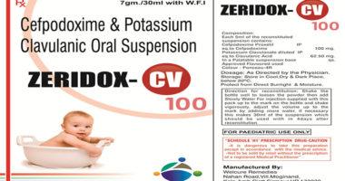 Zeridox Cv 100